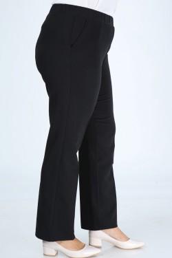 Klasikinės kelnės su kišenėmis
